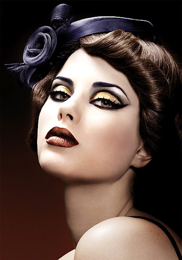 Glamour Makeup: Christine Guederian Redmon