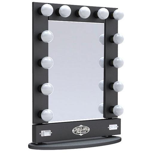 Broadway Lighted Vanity Mirror, $399
