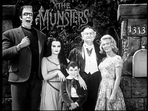 Halloween Series: Lily Munster Makeup