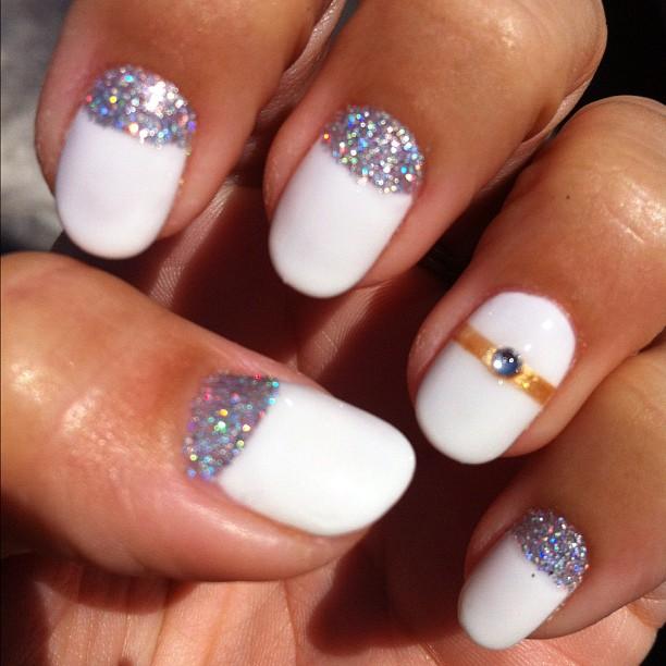 Gel Nail Art Designs