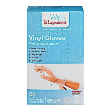 Latex-Free Vinyl Gloves