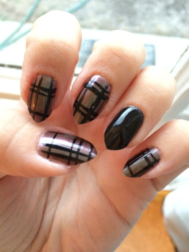 Metal Plaid