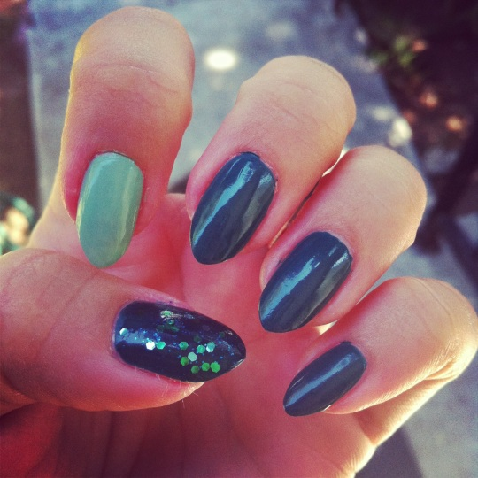 Teal For Fall