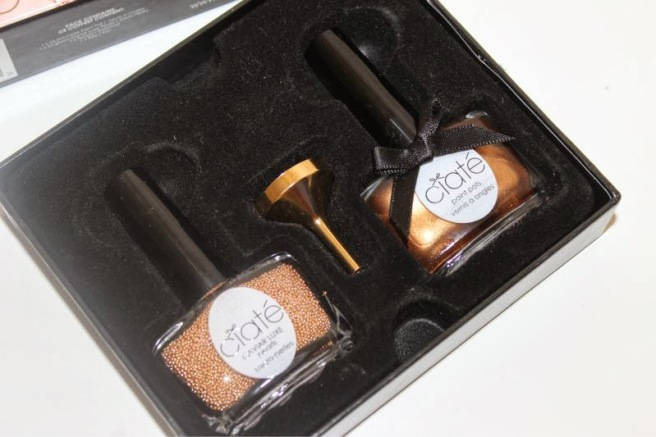 Ciate Luxe Caviar Manicure Kits in Gleam Review (4)