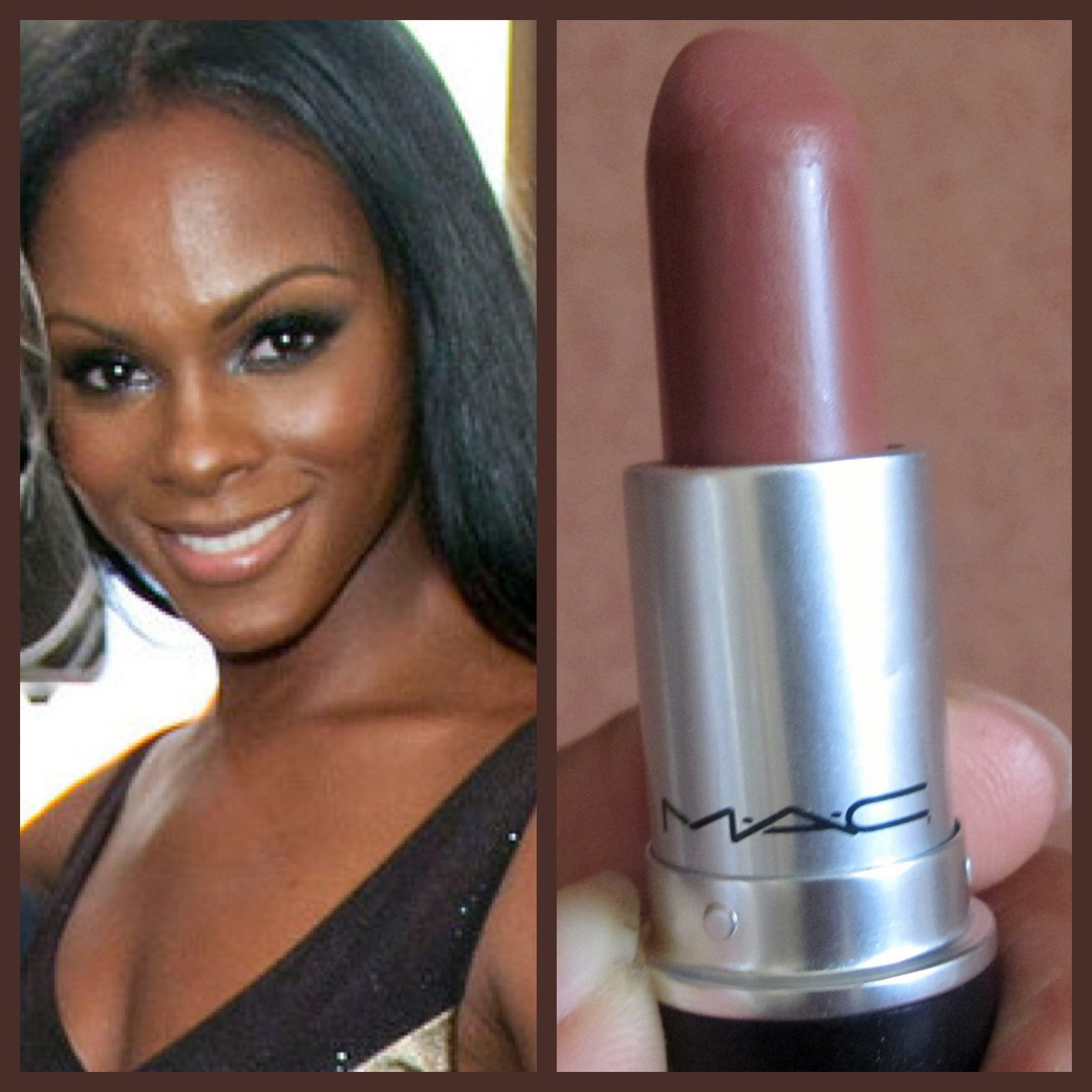 Lip Gloss For Dark Skin Tones Burgundy-dark Skin Tone